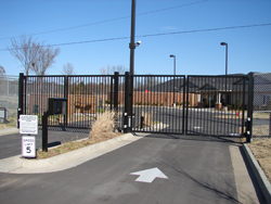 Vehicle Gates Amp Barriers Integrated Systems Amp Services